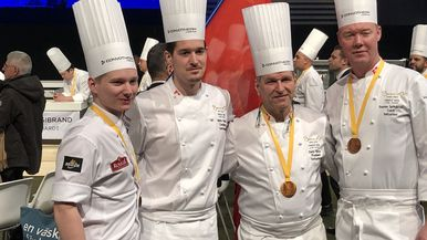 Bocuse d'Or Finale Lyon 2019