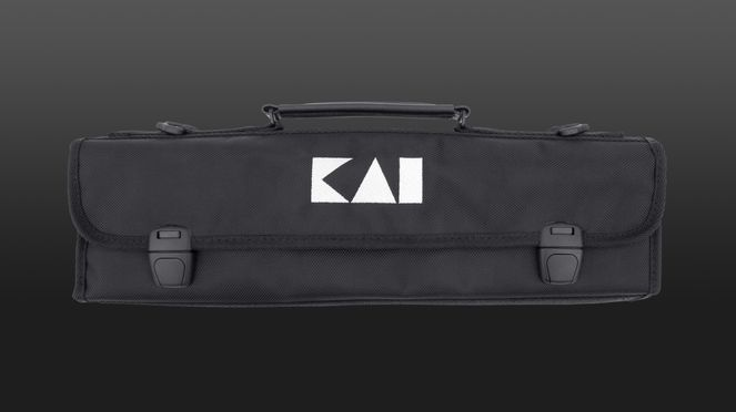 Kai knife bag is the ideal depository for knives
