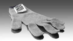 Microplane graters, protective glove