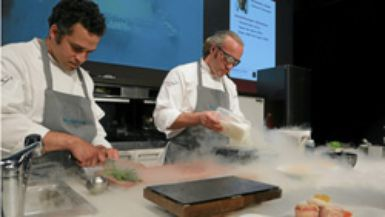 Competition Chef Sache Alps