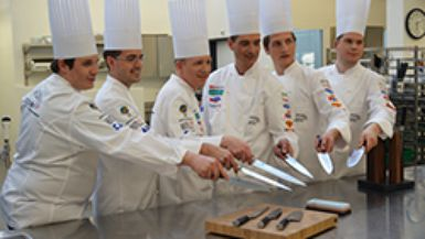 Swiss culinary national team