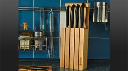 Knife block, knife block Kyocera