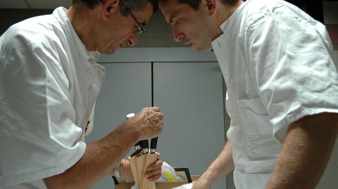 Couteau d office michel bras for Cuisinier bras