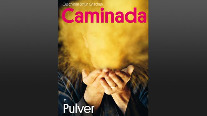 magazine Caminada about the topic powder