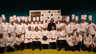 Bocuse d'Or Switzerland 2014