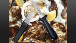 triangle® oyster opener