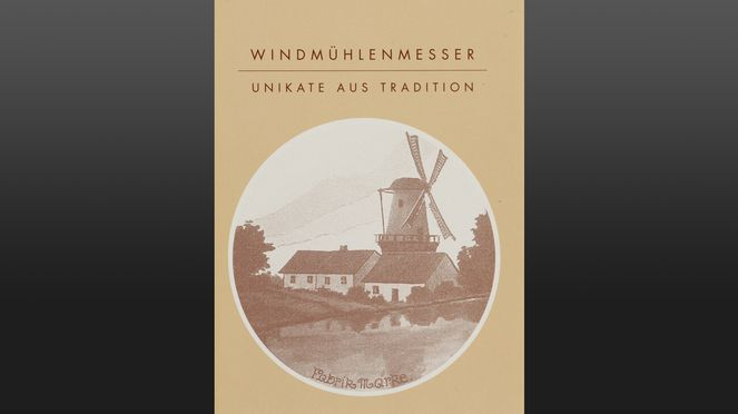 "The Windmühle Hechtsäbels is part of the ""uniques from tradition"""
