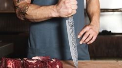 Tim Mälzer slicing knife