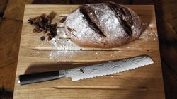 Bread knife Shun