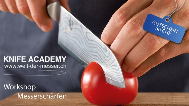 Gift voucher Knife Academy