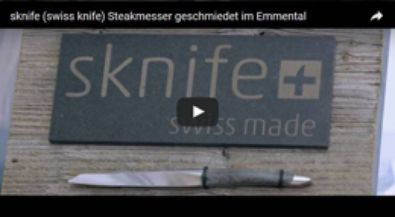 Forging of sknife steak knife