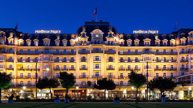 sknife ist Partner der Swiss Deluxe Hotels (Montreux Palace)