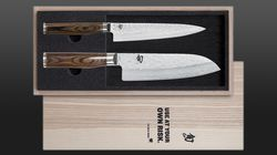 Pakkaholz, Tim Mälzer kitchen knife set
