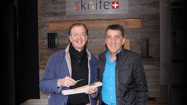 Open sknife manufactory attracts top chefs