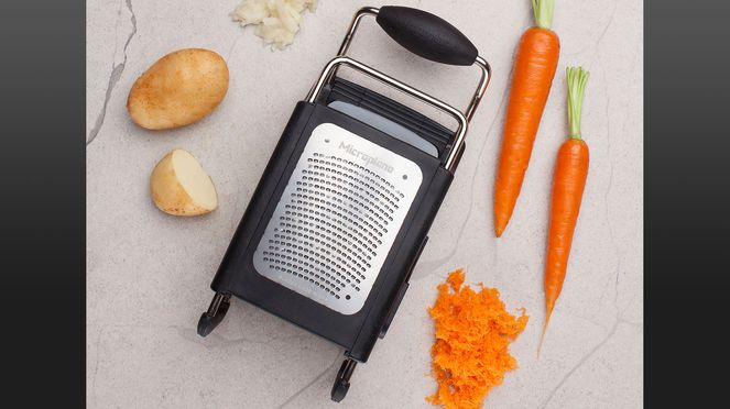The multifunctional grater for perfect grating results