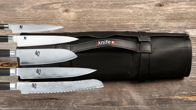 Apprentice promotion knife bags