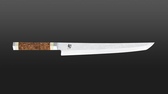 Kai Shi Hou IV limited knife for collectors