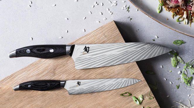 couteau de cuisine nagare