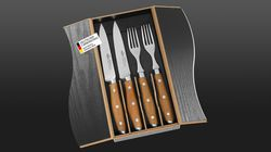 World of knives tools, SteakChamp Cutlery