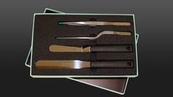 Caminada knives, Caminada pantry set